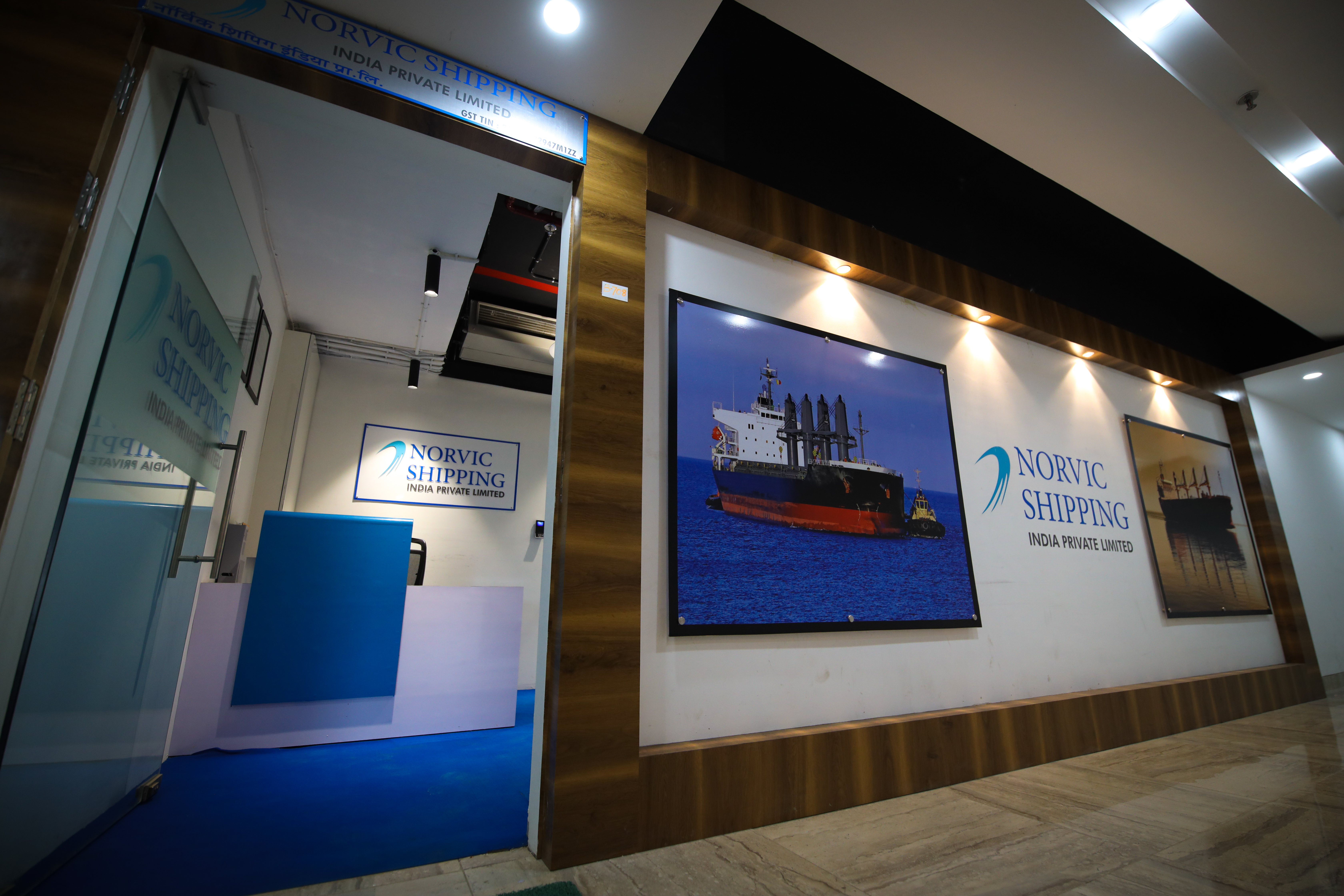 Mumbai - See contact details for Norvic Shipping India ltd in Mumbai